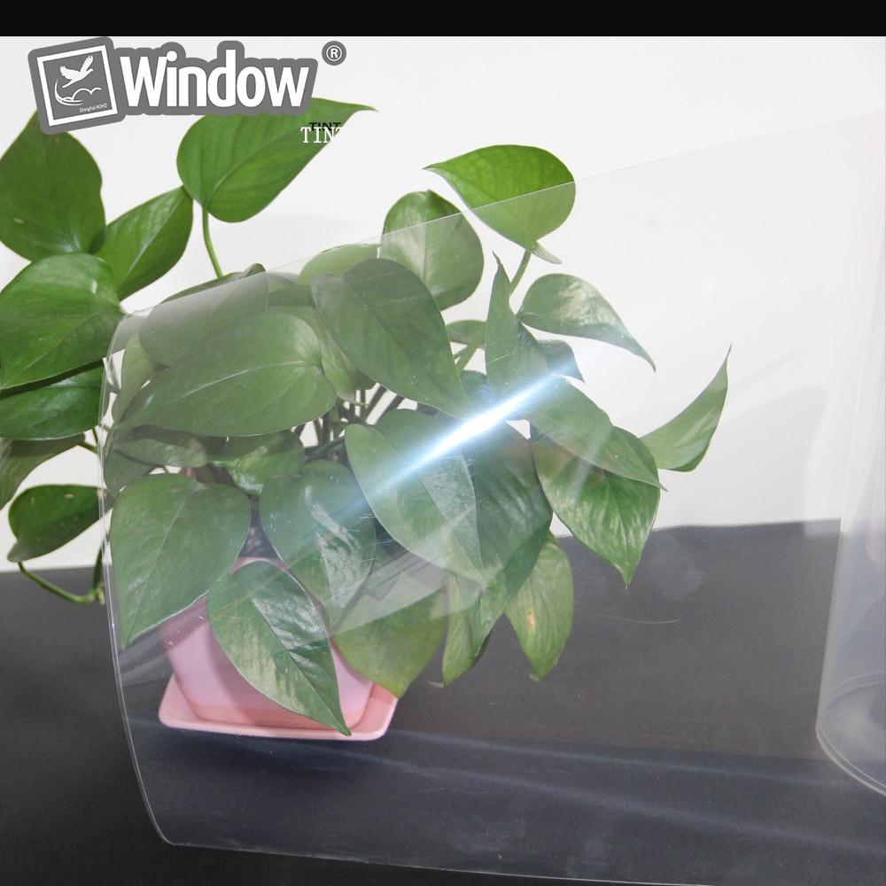 Auto/building security window tints solar window film 0.5x2m 2mil thickness