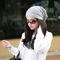 GONZETANK New Beanie Knitted Winter Hats for Women Mens Plain Beanies Woolen Turban Cap Brand Warm Crochet Hats Wholesale Adult