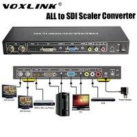 Все для SDI масштабирования преобразователь композитных VGA, DVI, HDMI сигналы HD видео SDI форматы (HD SDI SMPTE 292 м/3G SDI 424 м/425 м)
