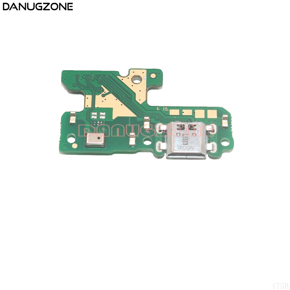 USB Charging Port Dock Plug Jack Connector Charge Board Flex Cable For Huawei Honor 8 Lite / P8 Lite 2017 / P9 Lite 2017