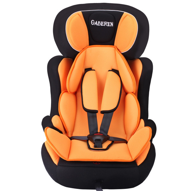 Fashional Popular Durável Assento de Carro Do Bebê Assento de Segurança para Crianças de Carro Do Bebê Em Geral Em Setembro-Utilização Criança de 12 Anos