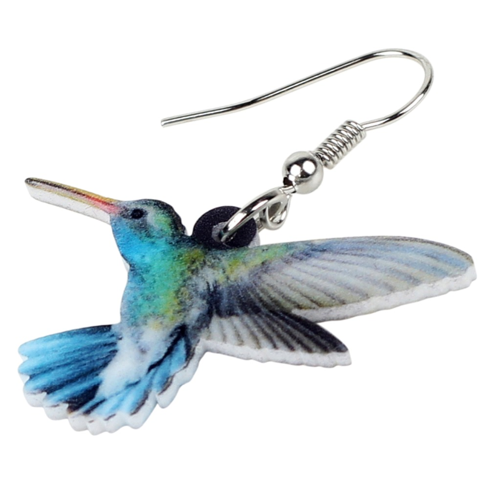 Bird Earrings Big Long Dangle Drop Fashion Animal Jewelry  1