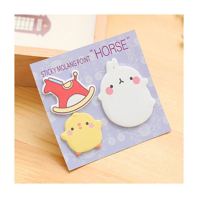 12PCS Papeleria Fridge Notepad De Papel Cute Post It Leuke Spulletjes Sticky Notes Memo Pad Antique Notluk Post Post It Nota