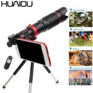 Image 1 - 2019 nowy 36X kamery telefonu komórkowego teleobiektyw zmienoogniskowy HD okular soczewki teleskopu statyw z zdalna migawka dla wszystkich smartfonów