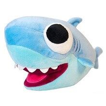 Blue Shark Plush Toy