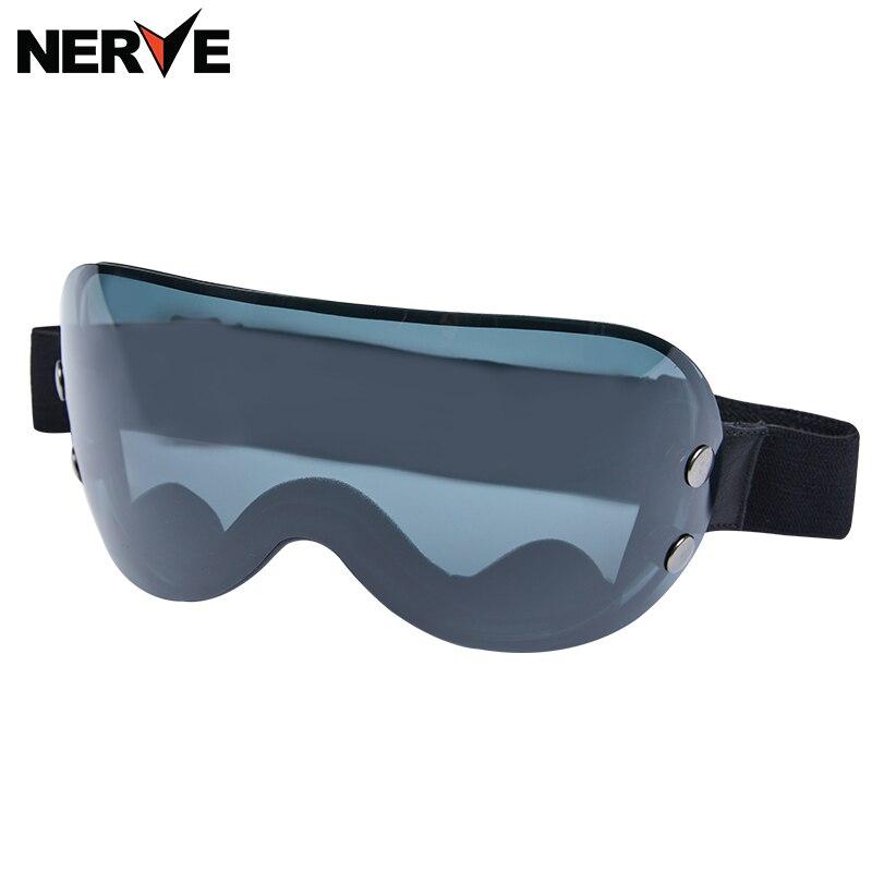 Nerf Airsoft motoneige lunettes de Ski lunettes de protection en plein air moto coloré cyclisme lunettes de soleil