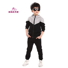 Children Clothing 2020 Spring Boys Sports Suits Long Sleeve