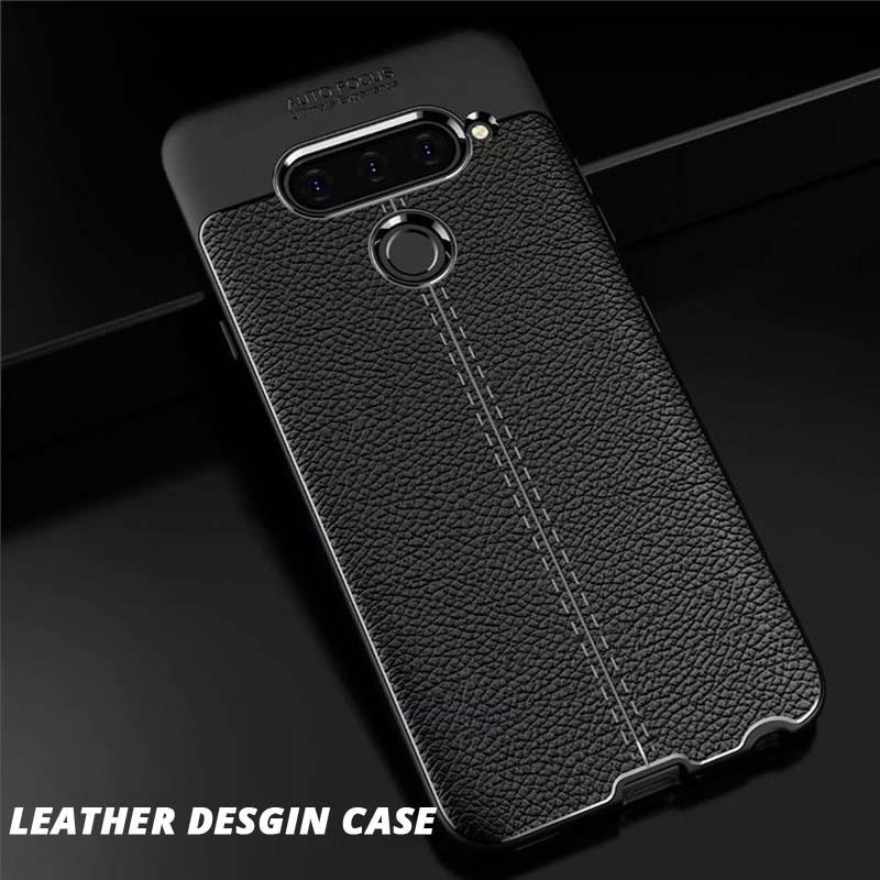 Case For LG Q6 Plus Q7 Alpha G6 G7 G8 V30 V30S V40 V50 Thinq Stylo 4 Q Stylus K8 K9 K10 2018 Cover Silicone Bumper Phone Coque