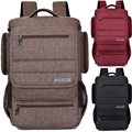 15 15.6 Inch Waterproof Nylon Computer Laptop Notebook Backpack Bags Case Messenger School Backpack for Men Women