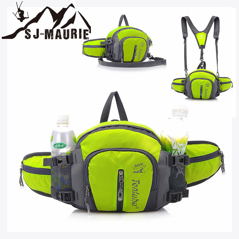 Waterproof Running Bag Travel Handy Hiking Sport Waist Pack Waist Belt Pouch Adjustable Strap Sport Crossbody BagWaterproof Running Bag Travel Handy Hiking Sport Waist Pack Waist Belt Pouch Adjustable Strap Sport Crossbody Bag