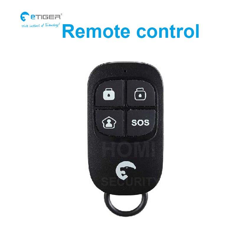 TUYA Wi Fi GSM GPRS Сигнализация приложение дистанционное управление RFID карта Arm снятие с TFT сенсорной клавиатурой языки переключаемый - 6