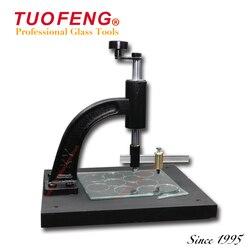TUOFENG Círculo De Vidro Mesa De Corte Da Máquina para a Faixa de Diâmetro 50mm ~ 200 milímetros Circular Corte De Uso em Estúdio Profissional
