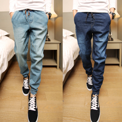 High-grade pure cotton jeans