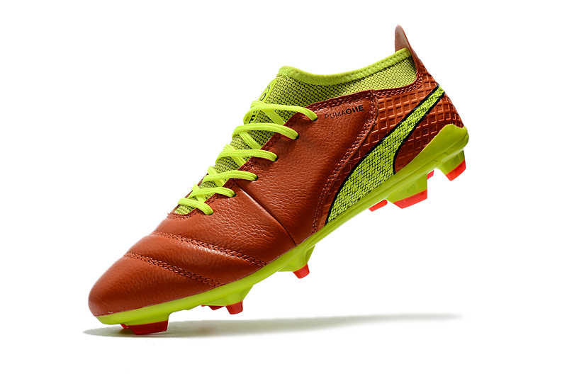 ... 2018 Puma Men s One 17.3 Fg Soccer Shoe Soccer Sneakers Football Shoes  Cheap Soccer Boots Outdoor caac6c5ef