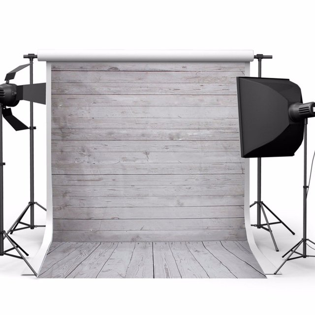 5x7ft Wood Wall Floor Studio Prop Photography Vinyl Background Photo Backdrop Best Price