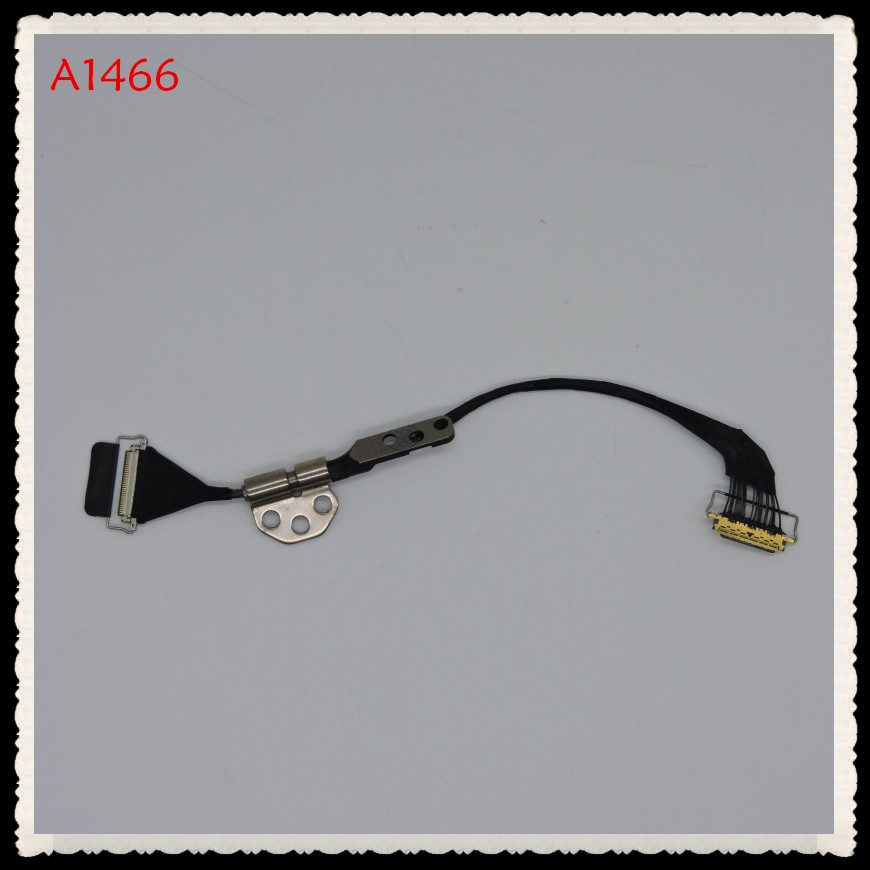 """LCD DISPLAY LVDS CABLE w Hinge for Apple MacBook Air 13"""" A1466 Late 2012 Early 2013(China)"""