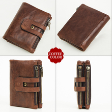 New Arrival – Men's Genuine Leather Vintage Wallet