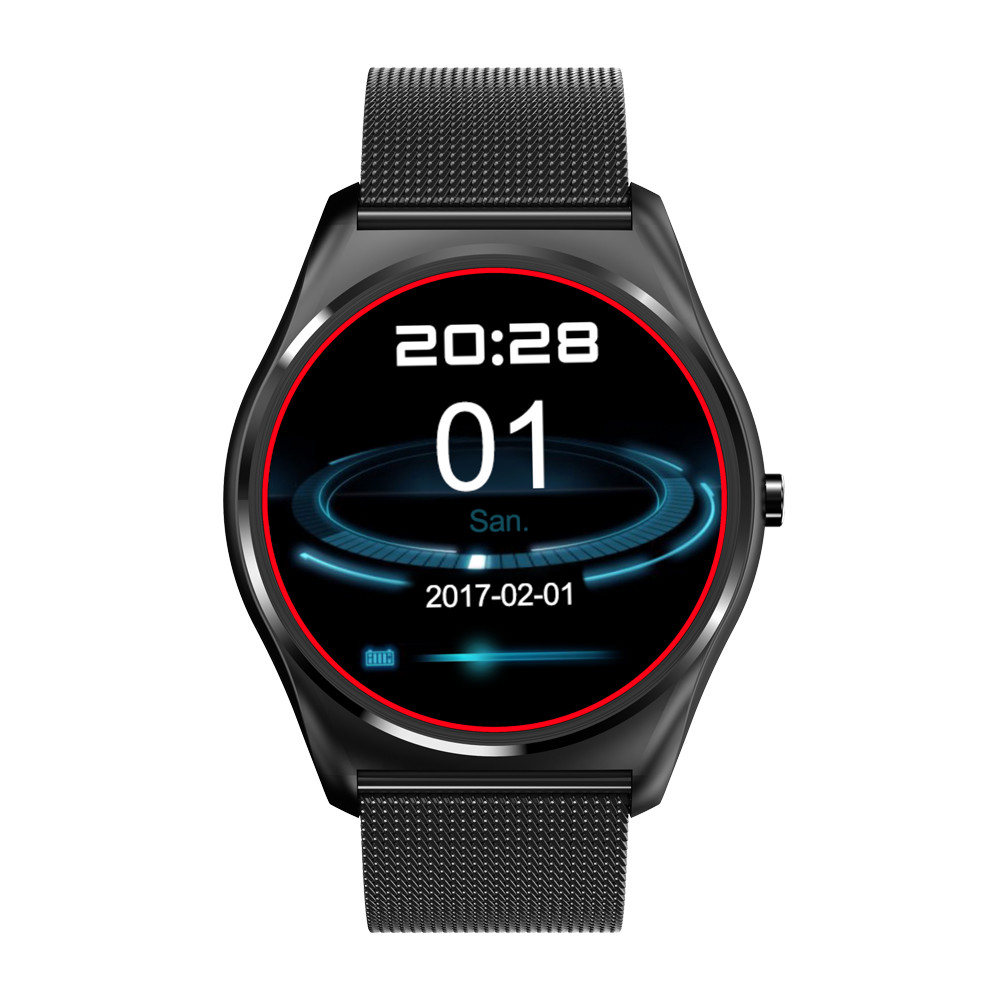 N3 Bluetooth Smart Watch Tracker Watch Pedometer Wearable Device Heart Rate Monitor Relogio Smartwatch For Android & IOS AU22a lemfo dm360 smart watch wearable devices bluetooth smartwatch heart rate monitor pedometer fitness tracker for ios android hot