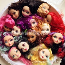 Free Shipping Original High Quality Monster Dolls Heads Doll Accessories Ugly Monster Dolls Heads For Monster
