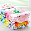 5pcs Baby Boys Girls Clothes Cotton Sleeveless Vest T Shirts O Neck Danrol Tank Top for Infant