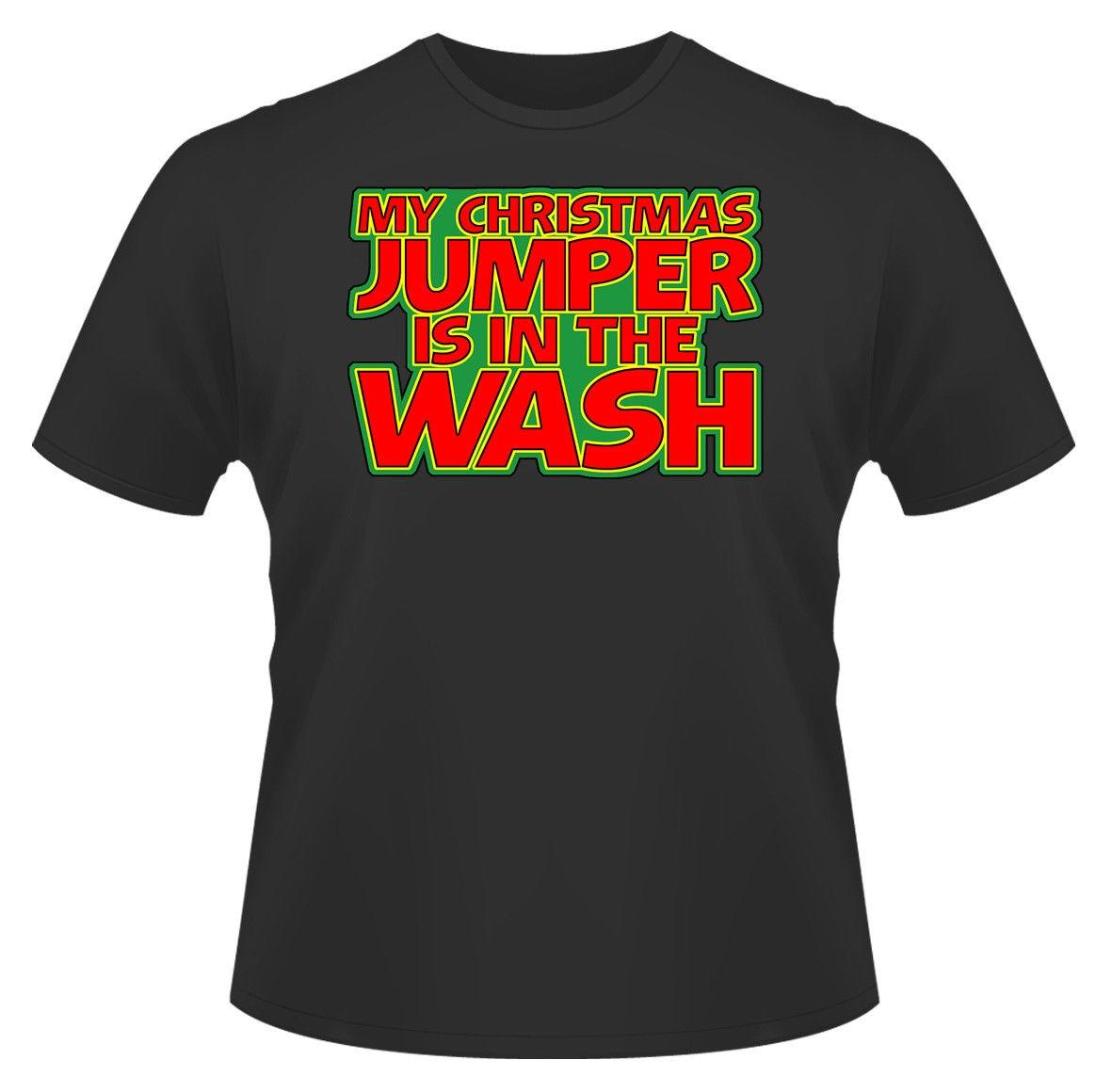 Mens Christmas T-Shirt, My Christmas Jumper, Ideal GiftBirthday Present.  Cool Casual pride t shirt men Unisex Fashion tshirt