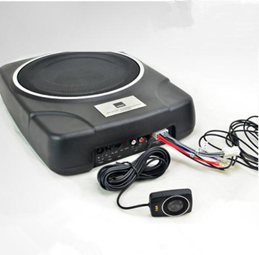 Hot Sale Mini Active Car Square Subwoofer Activo 8 Inch Speakers