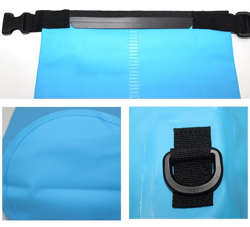 Topdudes.com - 2L/5L/10L/15L/20L Waterproof Outdoor Swimming Storage Backpack