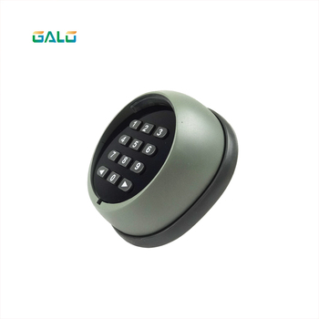 GALO Home smart password remote control keyboard Lock/gate opener/auto motor 315/433 Wireless password keypad фото