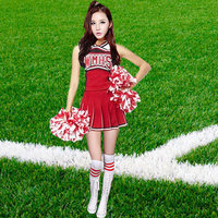 Adult Cheerleaders Clothing Fashion Football Baby Cheerleaders Performance Costumes Students Celebration Stage Performance Do184