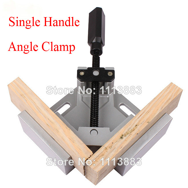 Single Handle 90 Degrees Right Angle Clamps For Woodworking Diy