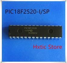 NEW 5PCS/LOT PIC18F2520-I/SP PIC18F2520 18F2520 DIP-28