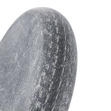 Set of 4 Natural Basalt Stones for Hot Spa