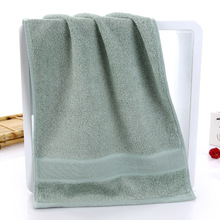 LYN&GY 2pc/lot smooth Antibacterial Bamboo Towels Super Soft Hand Face Bathroom Wash Cloth Home Textiles
