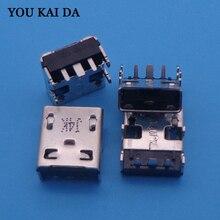 Asus の X205 X205T X205TA X205TAW E205SA Dc 電源ジャックソケット充電ポート充電器コネクタ