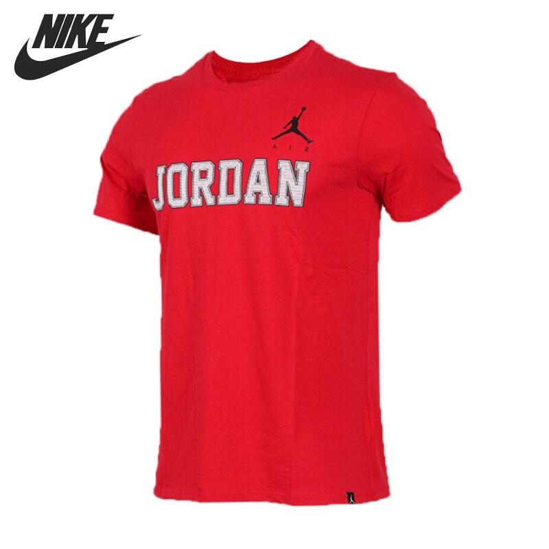 Original New Arrival 2018 NIKE  Men's  T-shirts short sleeve Sportswear original new arrival 2017 adidas club tee men s t shirts short sleeve sportswear