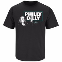 Nalie Philadelphia Fans Philly Dilly Short Or Long Sleeve T Shirt