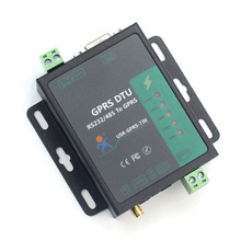 Modems Q19025 USR GPRS232 730 RS232 / RS485 GSM compatible con GSM/GPRS a convertidor de serie DTU Control de flujo RTS CTS