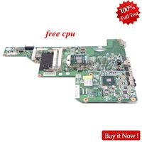 NOKOTION 615849 001 605903 001 For HP G62 G72 Laptop motherboard HM55 HD GMA DDR3 Free Cpu full test