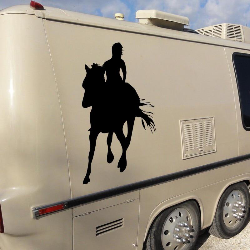 Online Get Cheap Horse Car Graphics Aliexpresscom Alibaba Group -  horse graphics for trucks