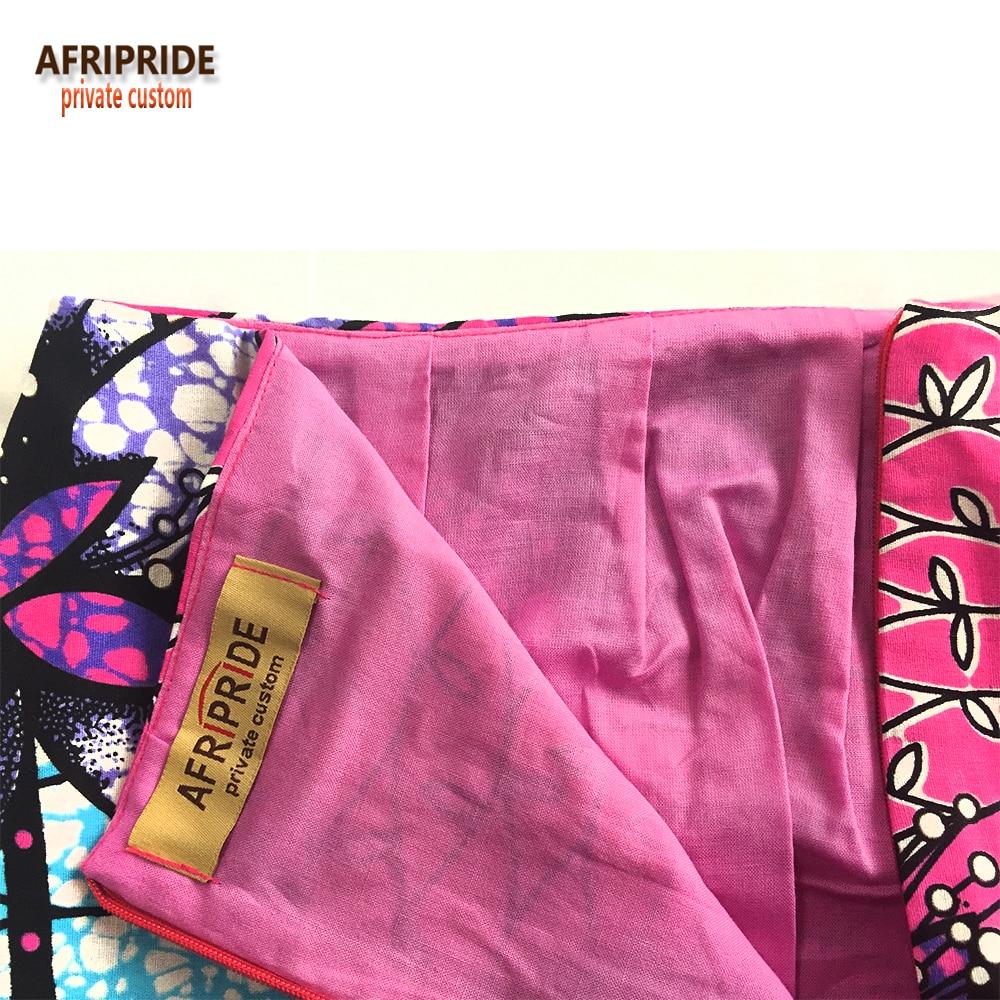 Ensemble jupe africaine traditionnelle 2 pièces pour femme AFRIPRIDE - Vêtements nationaux - Photo 6
