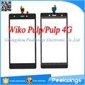 Tela de toque do painel de digitador para wiko pulp pulp 4g