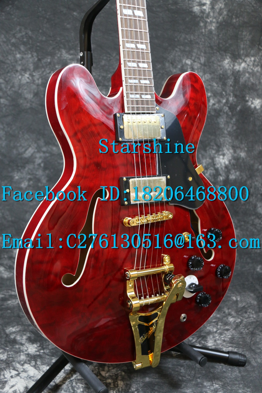 Instock Starshine me cilësi të lartë 1964 SR-MES-345G Gjysmë - Instrumente muzikore