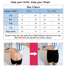 High Waist Slimming Body Shaper