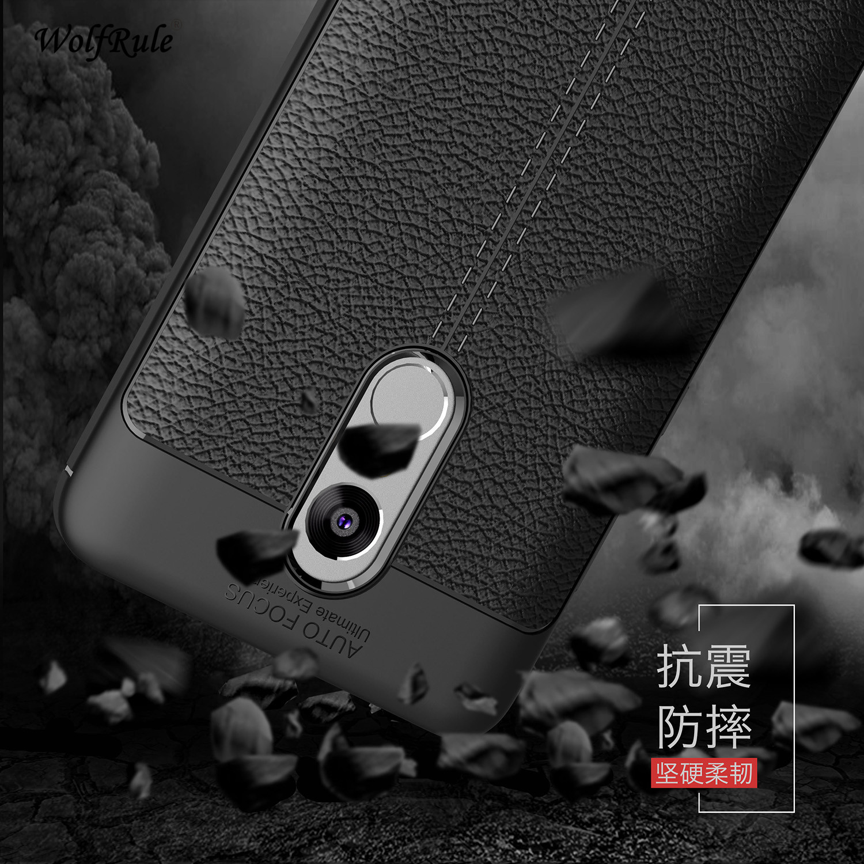 Xiaomi Nota Redmi Caso Nota Redmi 4X 4 WolfRule Cobrir 5.5