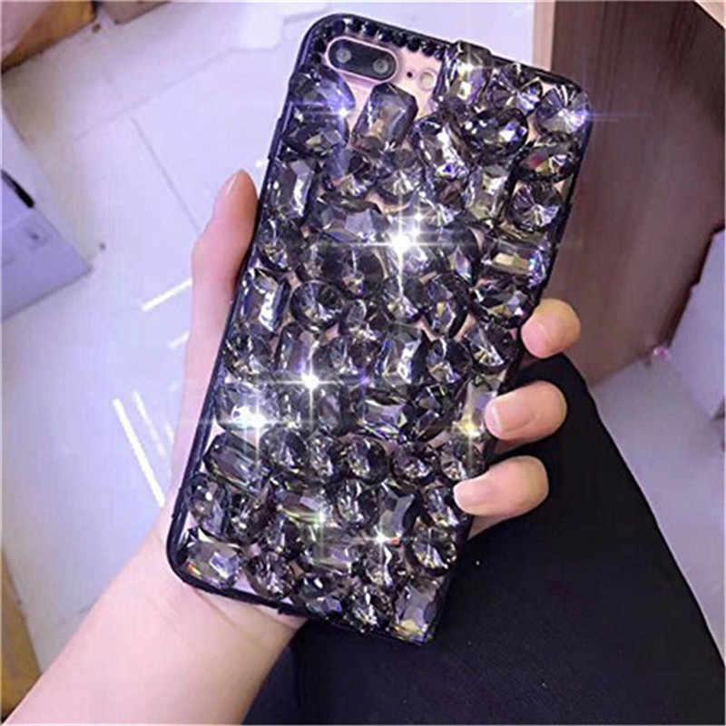 1 шт Redmi 7 7 Pro Блеск Роскошный Кристалл бриллиантовый, блестящий чехол для телефона для Xiaomi Redmi Go 4A 4X5 5A 5 плюс 6 6A 6Pro S2