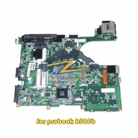 654129-001 For HP Probook 6560B 8560P laptop motherboard HM65 DDR3