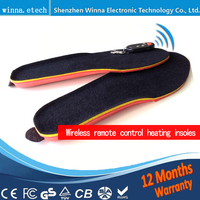 Heating Insole For Heating Insole Is 1800 Mah