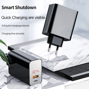Image 2 - Baseus Quick Charge 4.0 3.0 Usb Charger Voor Iphone 11 Pro Max Samsung Xiaomi Huawei Scp QC4.0 Pd Snel Muur mobiele Telefoon Oplader