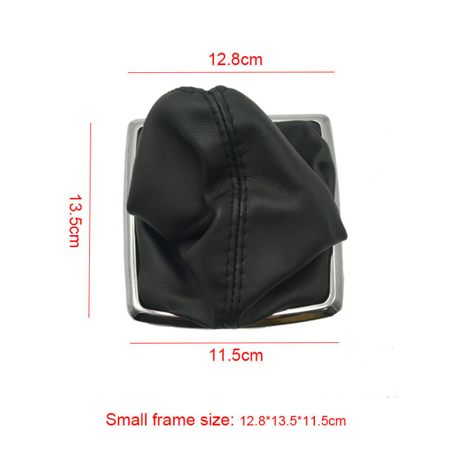 Car Styling Shift Gear Knob Gaitor Leather Boot For FORD FOCUS MK2 2004 2005 2006 2007 2008 2009 2010 2011 2012