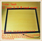 22 inch IR touch overlay kit with 2 touch points usb infrared touch screen